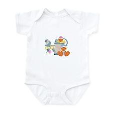 Baby Quackups 3 Infant Creeper