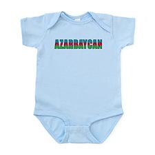 Azerbaijan Infant Bodysuit