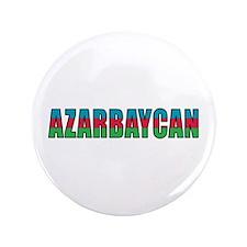 "Azerbaijan 3.5"" Button (100 pack)"