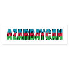 Azerbaijan Bumper Sticker