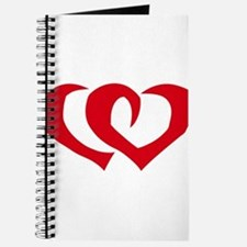 HEARTS {39} : red Journal