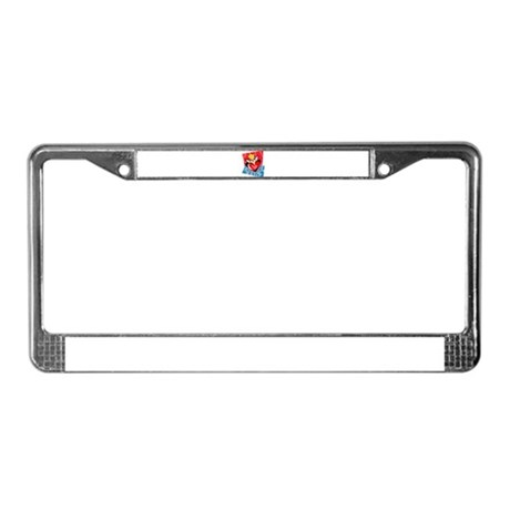 CUPID {22} License Plate Frame