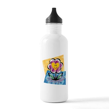 HAPPY FLOWER Stainless Water Bottle 1.0L