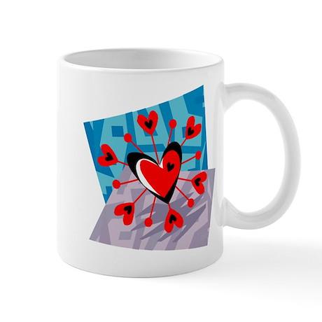 HEARTS {42} Mug
