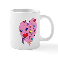 HEARTS {43} Mug