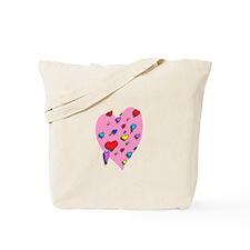 HEARTS {43} Tote Bag