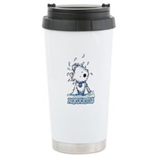 Aquarius Westie Travel Mug