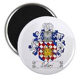 Solari Family Crest Magnet
