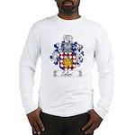 Solari Family Crest Long Sleeve T-Shirt