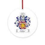 Solari Family Crest Ornament (Round)