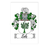 Sola Coat of Arms Postcards (Package of 8)