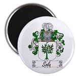 Sola Coat of Arms Magnet