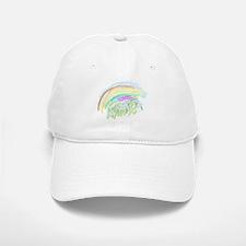 Zoies Rainbow Baseball Baseball Cap