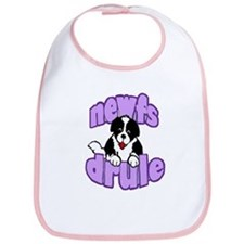 dogs d'rule Bib