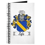 Sofia Famly Crest Journal