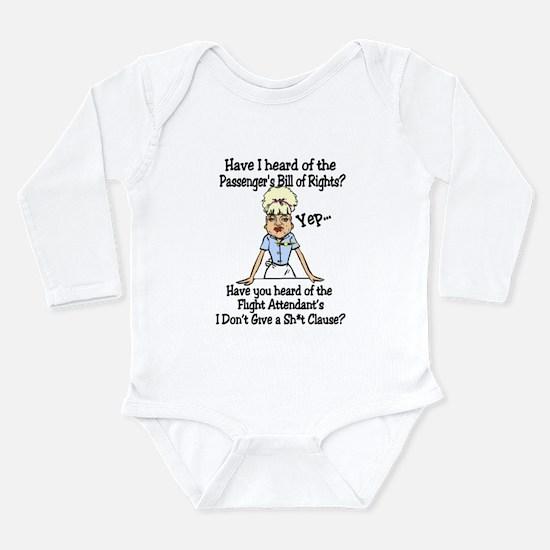 Yep... Long Sleeve Infant Bodysuit