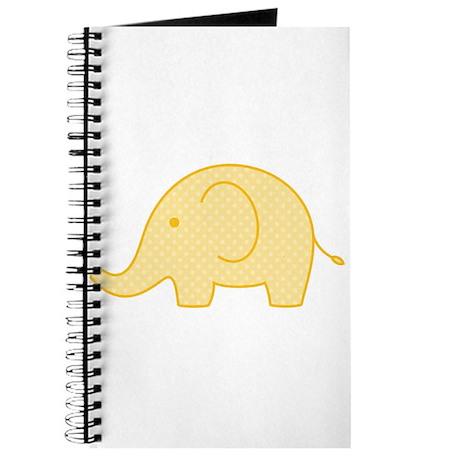 Yellow Dot Elephant Journal