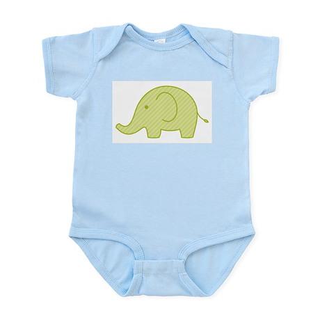green elephant Body Suit