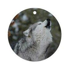 Call Of The Wild Ornament (Round)