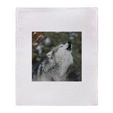 Call Of The Wild Throw Blanket