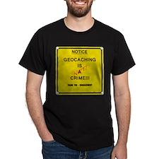 Cache Crime T-Shirt