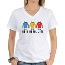 Trek Laundry He's Dead Jim Shirt