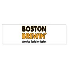 Boston Brewin' Bumper Bumper Sticker