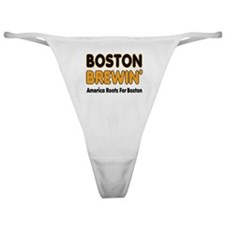 Boston Brewin' Classic Thong