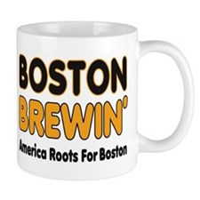 Boston Brewin' Mug