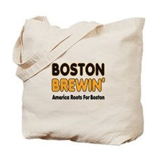 Boston Brewin' Tote Bag
