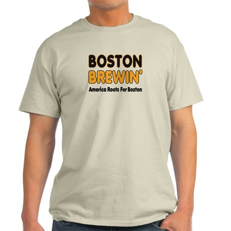 Boston Brewin' Light T-Shirt