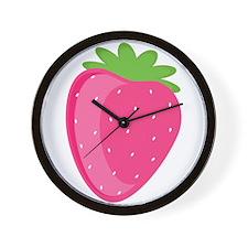Starwberry Wall Clock