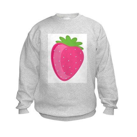 Strawberry Kids Sweatshirt