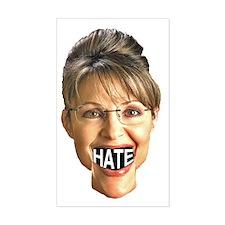 Hate Speech Decal