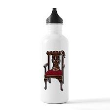 Throne of Power Water Bottle