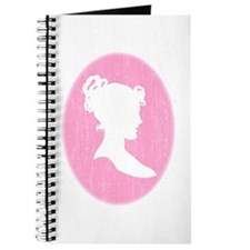 Pink Cameo Journal