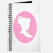 Pink Cameo Journal