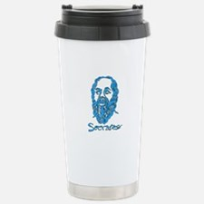 Socrates Travel Mug
