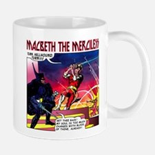 Cute Shakespeare macbeth Mug