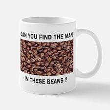 WHERE IS HE? Mug