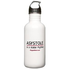 Asystole 2 Water Bottle