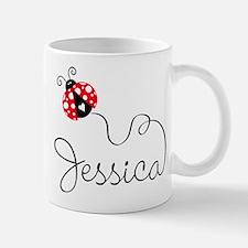 Ladybug Jessica Mug