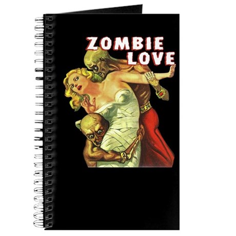 Zombie Love Journal