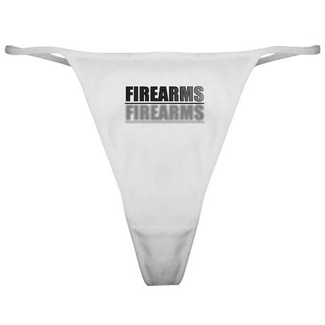 FIREARMS Classic Thong