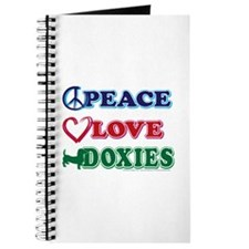 Peace Love Doxies/Dachshund Journal