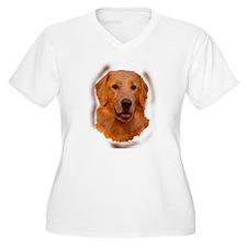 Golden Portrait Two T-Shirt