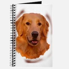 Golden Portrait Two Journal