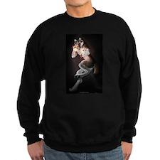 Cute Fantasy wolf Sweatshirt