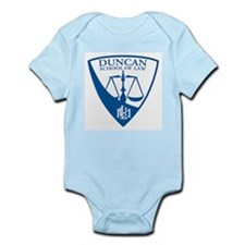 Duncan School of Law Infant Bodysuit