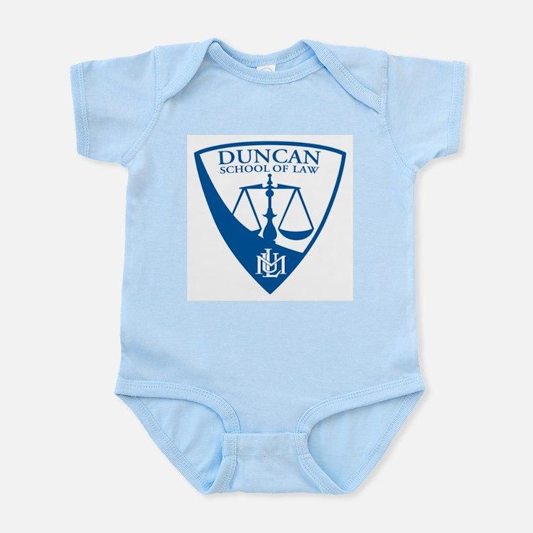 Duncan School of Law Infant Bodysuit